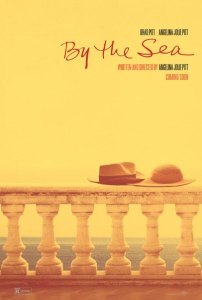 Poster of Angelina Jolie's By The Sea