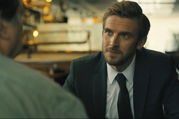 Dan Stevens - The Ticket movie