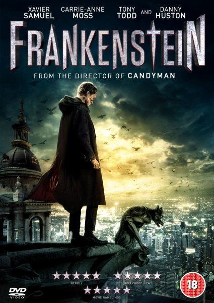 Frankenstein DVD cover
