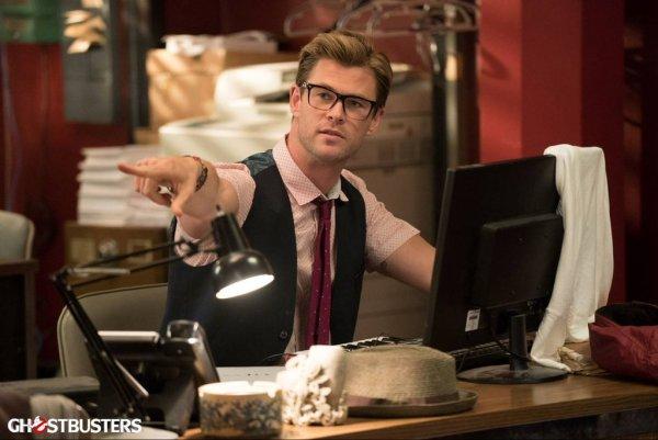 Ghostbusters - Chris Hemsworth
