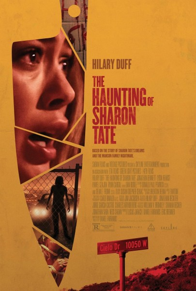 Haunting Of Sharon Tate Poster