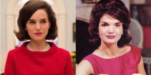 Jackie teaser trailer for Jackie kennedy movie
