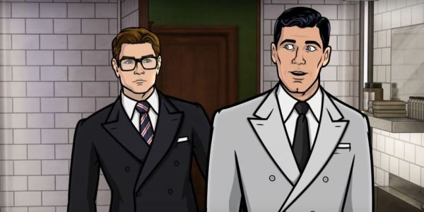 Kingsman Archer Crossover