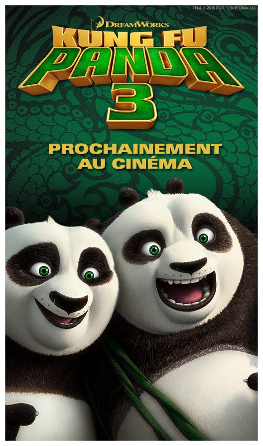 Kung Fu Panda 3 Teaser Poster Teaser Trailer