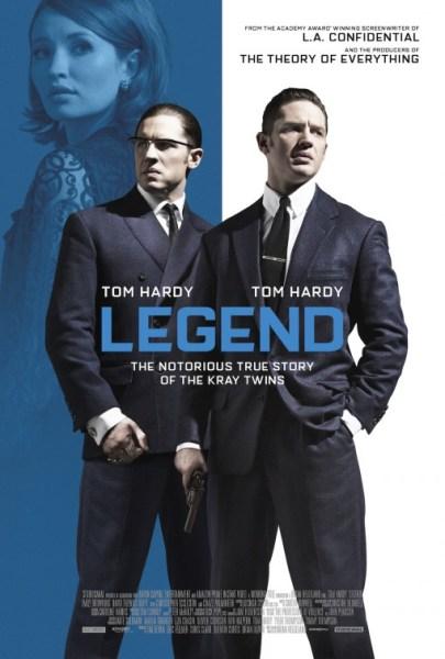 legend movie poster