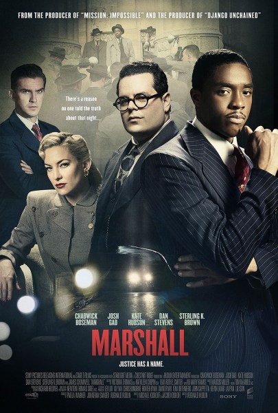 Marshall New Movie Poster