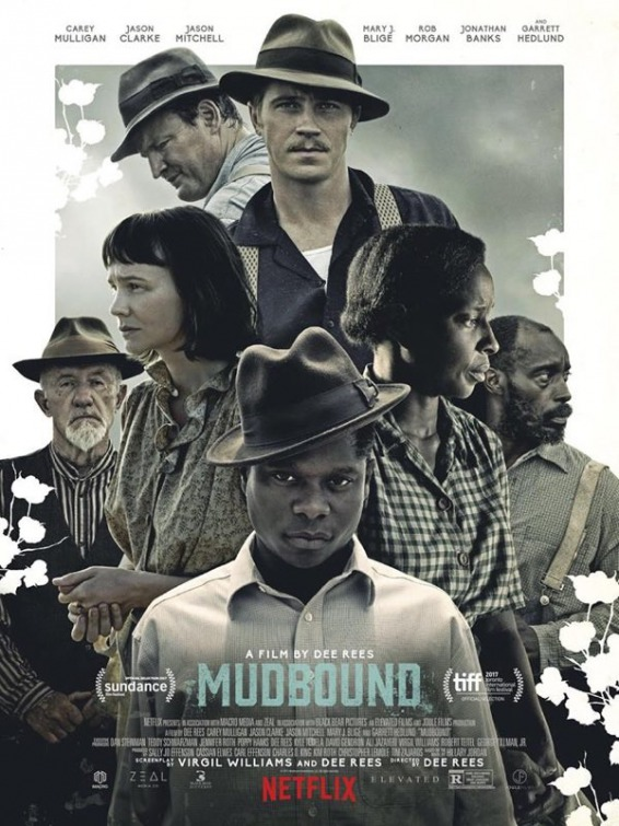Image result for mudbound movie poster