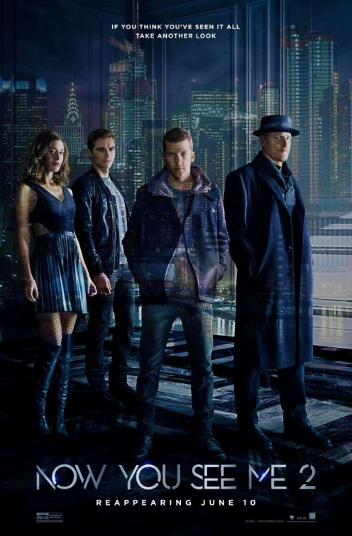 Now You See Me 2 Full Movie Sub Indo : movie, Download, Subtitle, Indonesia, Sinopsis, Review, MiBlog's, Anything