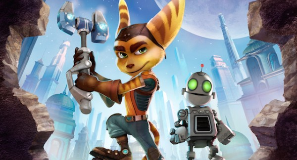 ratchet and clank Film 2016