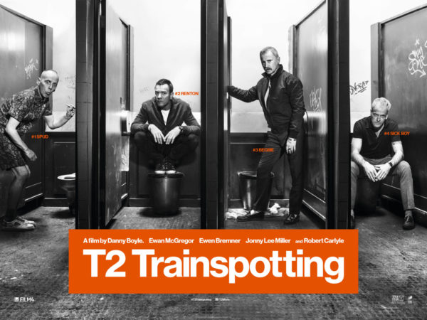 T2 Trainspotting movie