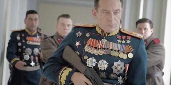 The Death Of Stalin Movie - Jason Isaacs