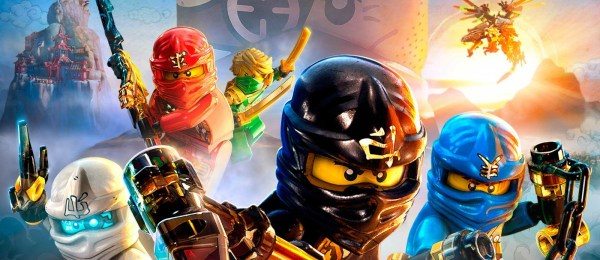 The Lego Ninjago Movie September 2017