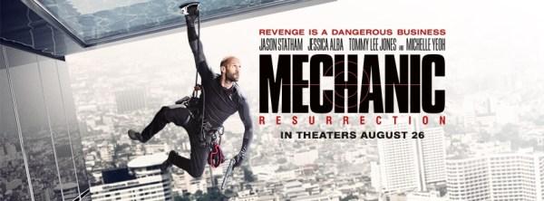 The Mechanic 2: Resurrection Stream