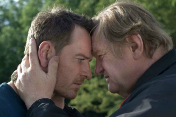 Trespass Against Us Movie - ichael Fassbender and Brendan Gleeson
