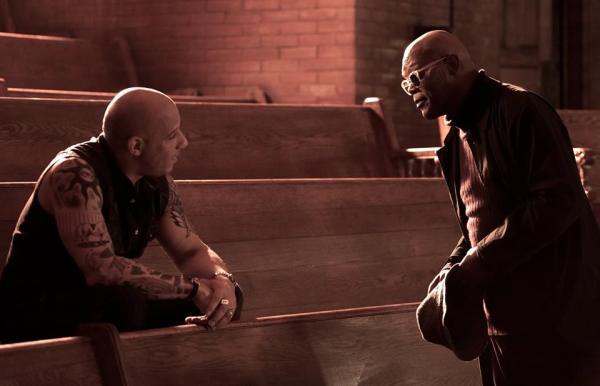 xXx 3 - Vin Diesel and Samuel L. Jackson