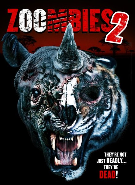 Zoombies 2 Movie Poster