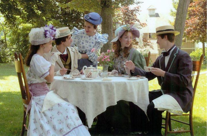 victorian tea party best