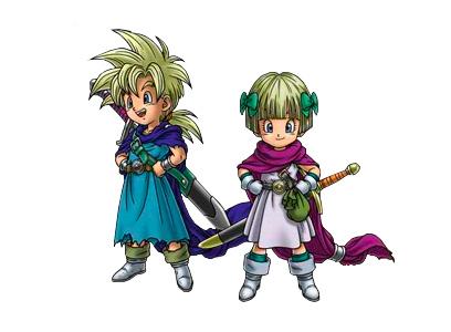 【DQH】DQH2で双子が出たら・・・またビアンカフローラ戦争が・・・【ドラゴンクエストヒーローズ】