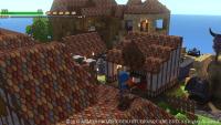 【DQB】屋根欲しいけど無理やり屋根というか天井作るとカメラが外からしか写らんから内装いじれなくなる【ドラゴンクエストビルダーズ】