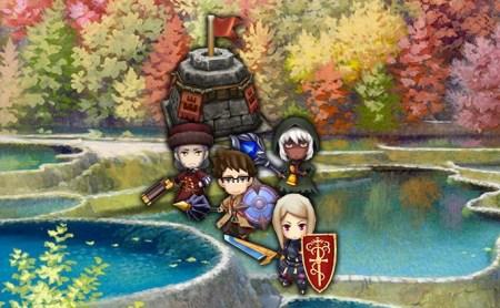 砦と防衛隊 世界樹と不思議のダンジョン