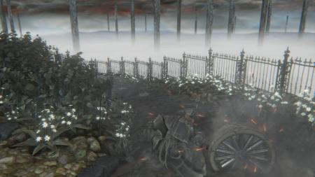 ローゲリウスの車輪 武器 Bloodborne ブラッドボーン