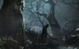 禁域の森 Bloodborne ブラッドボーン