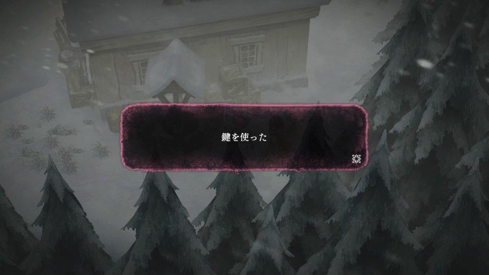 鍵 宝箱 いけにえと雪のセツナ