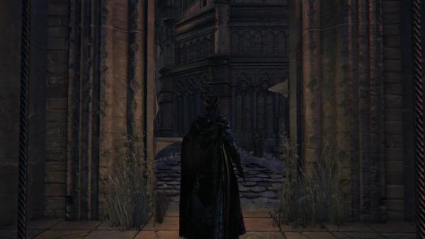 再誕者 ショートカット ブラッドボーン Bloodborne