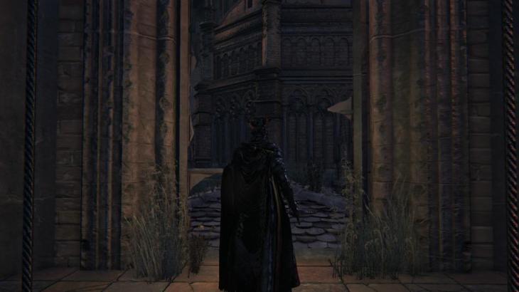 【ブラッドボーン】再誕者へはエレベーター途中で飛び降りればショートカットできる【Bloodborne】