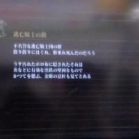 逃亡騎士の鎧   ダークソウル3