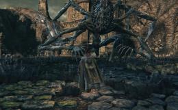 アメンドーズ 悪魔の辺境 ボス Bloodborne ブラッドボーン