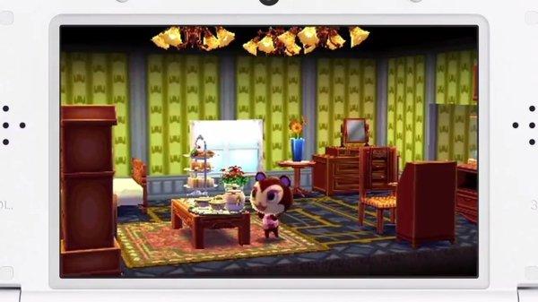 部屋 どうぶつの森ハッピーホームデザイナー