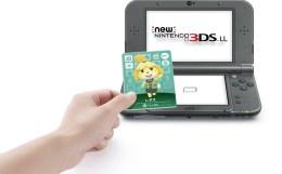 どうぶつの森ハッピーホームデザイナー カード型amiibo 3DS