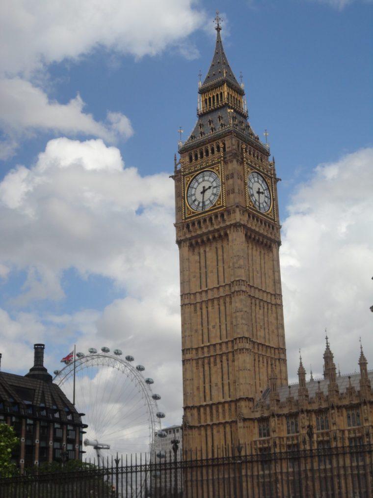 Bye London!