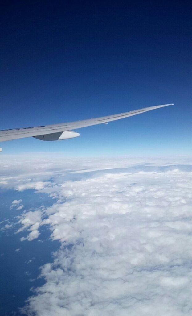 almost budget traveler plane