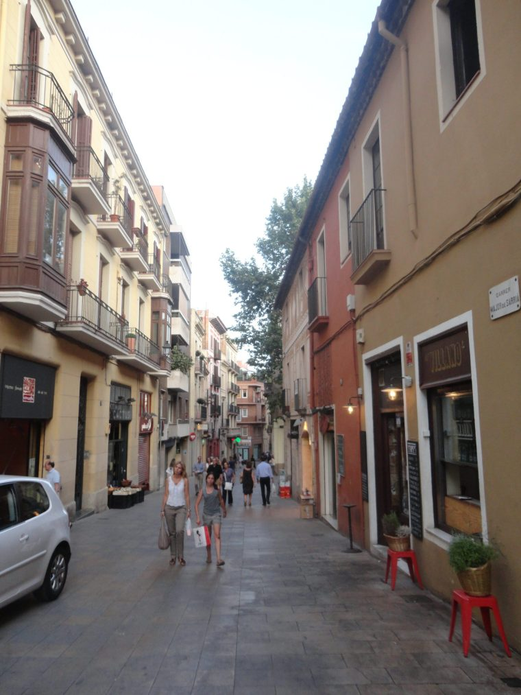Hola Barcelona, Spain!