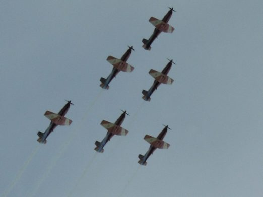 Air show!