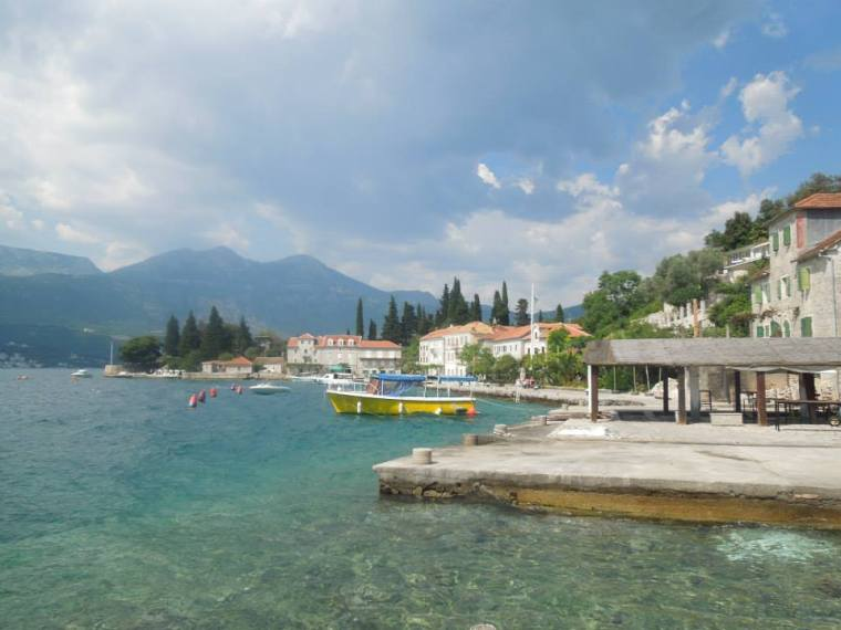 And Lastly, Montenegro