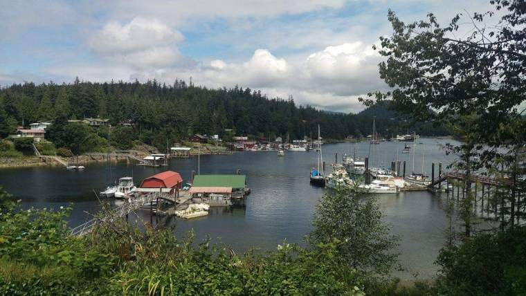 A Weekend in Pender Harbour