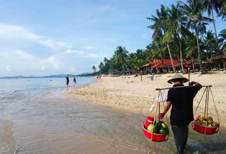 Let's Go To The Beach: Phu Quoc Island
