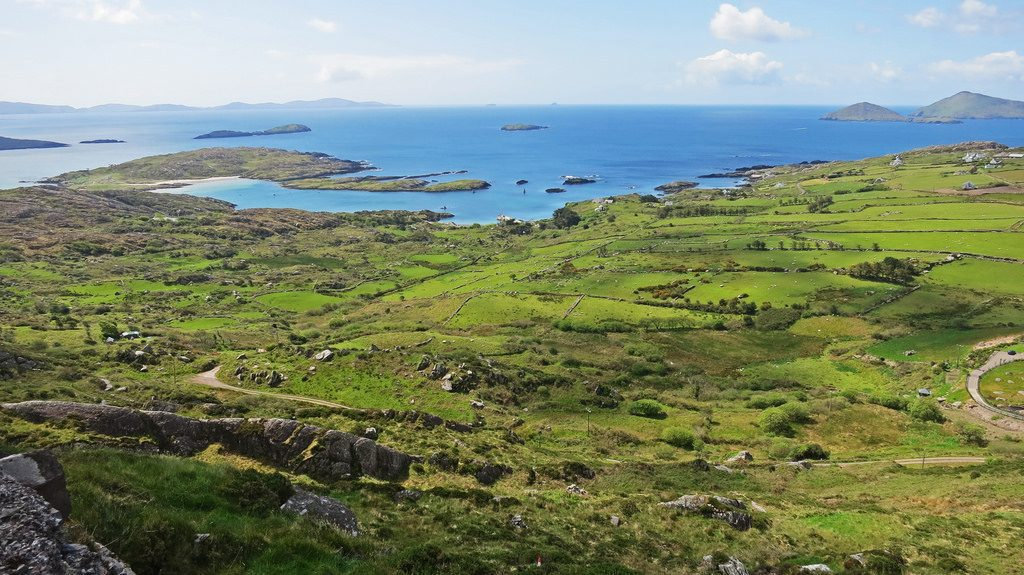 ring of kerry ireland itinerary