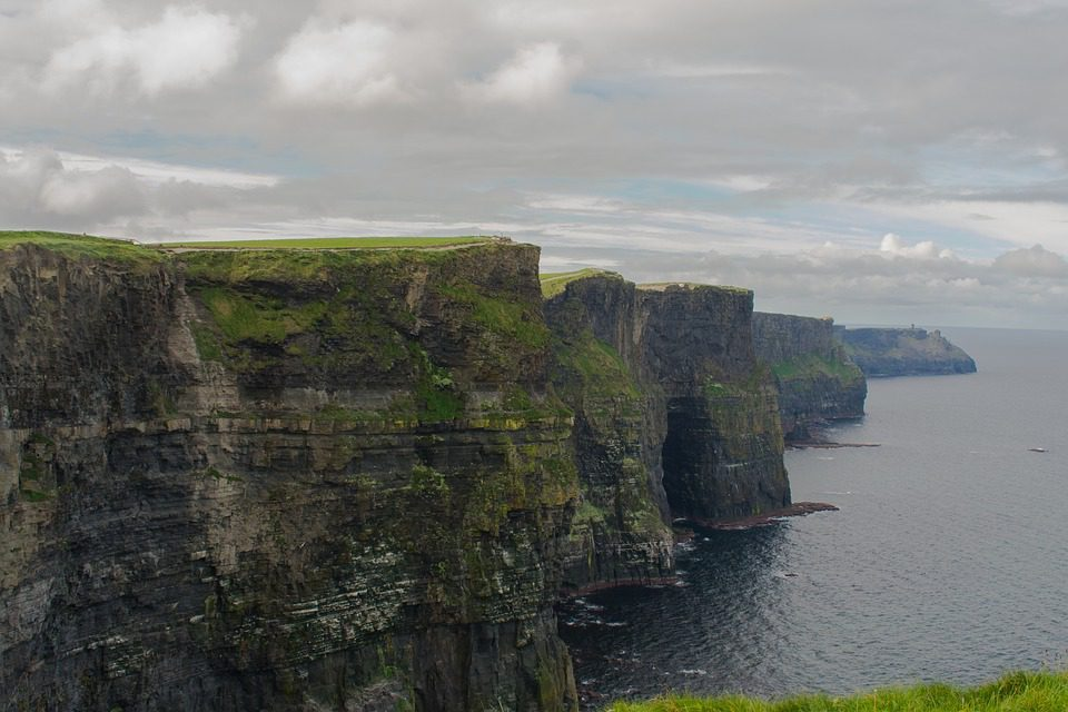 cliffs of moher ireland itinerary