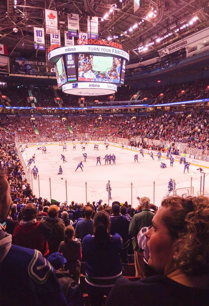 Being a Part of Sports History: The Sedins' Last Home Game