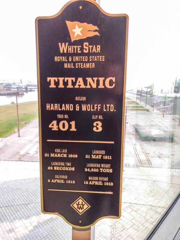 How to spend 24 hours in Belfast - Titanic 2