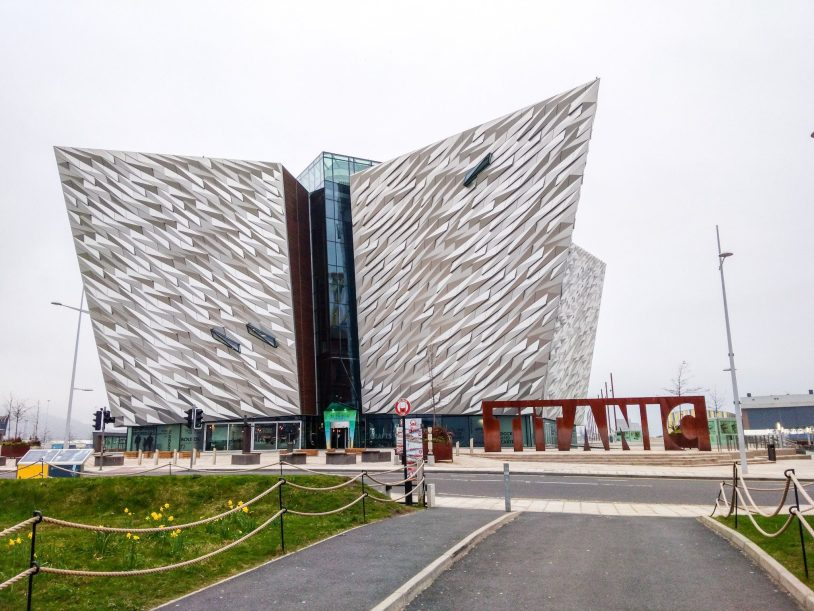How to spend 24 hours in Belfast - Titanic