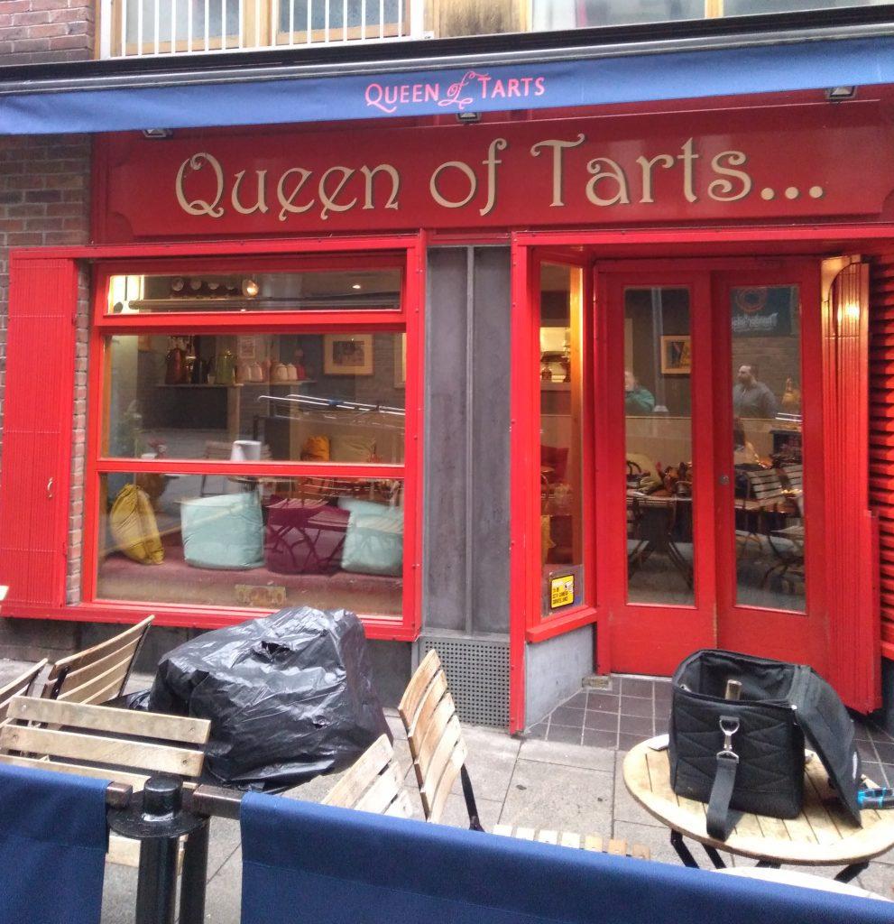 24 hours in Dublin - Queen of Tarts