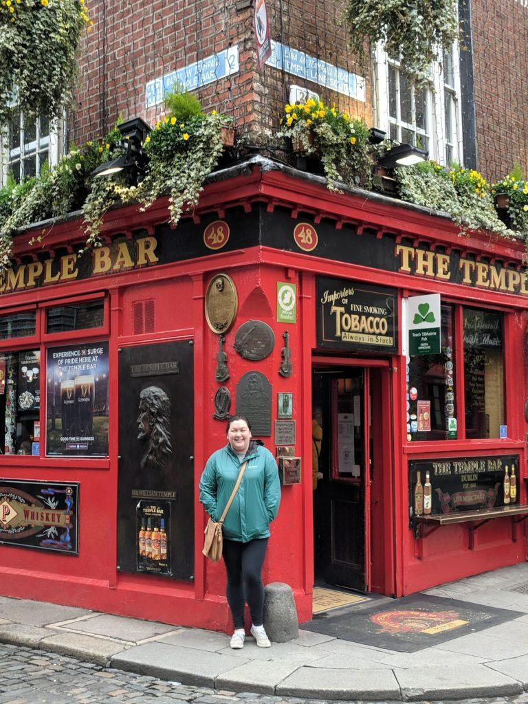 24 hours in Dublin - Temple Bar