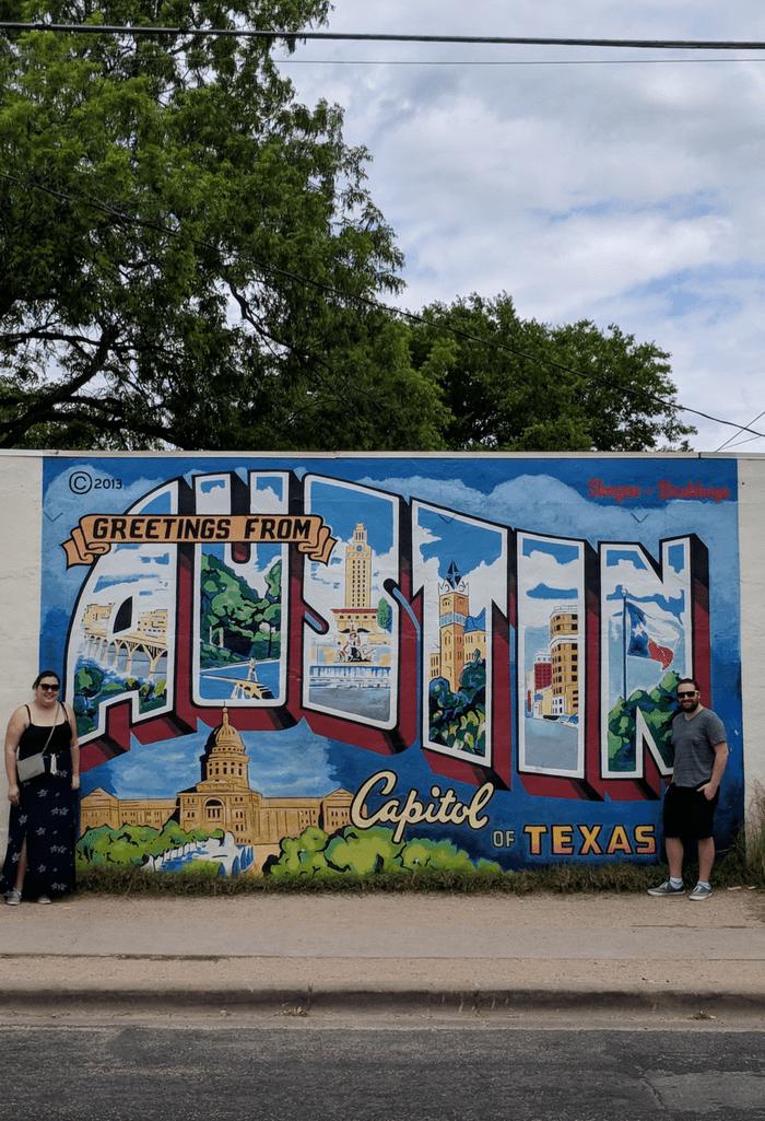 A Weekend in Austin, Texas