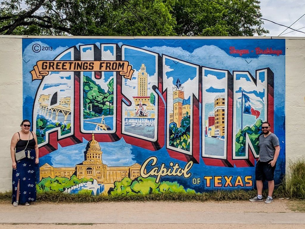 A weekend in Austin, Texas - Greetings from Austin