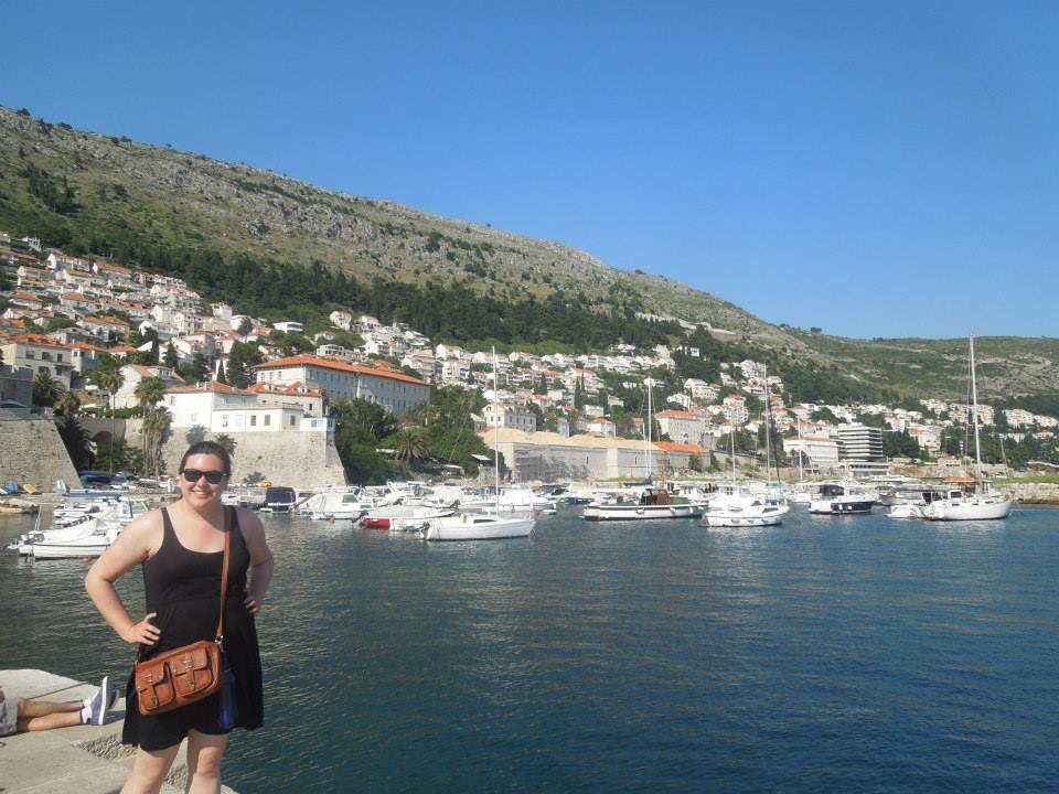 how to travel while going to school full time - dubrovnik